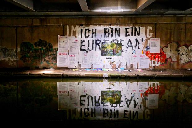 ICH BIN EIN EUROPEAN