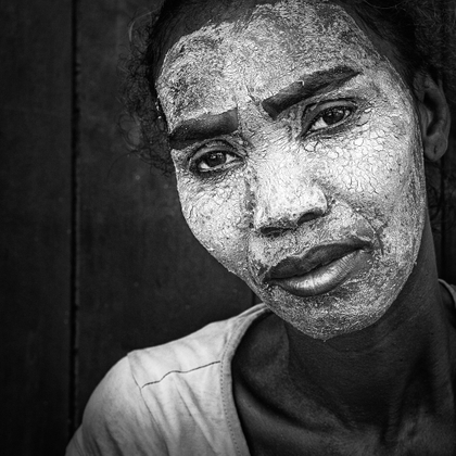 Malagasy faces