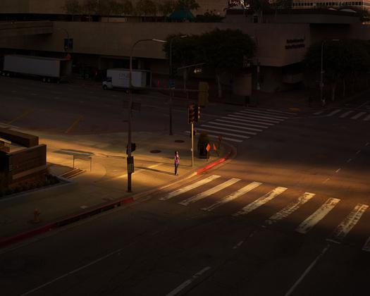 Cross Road Blues (Figueroa St, LA)