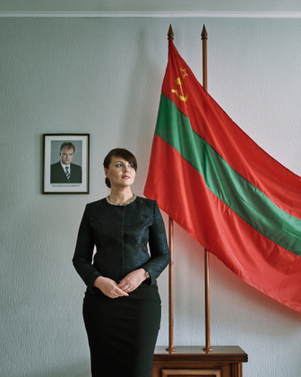 Nina Shtanski - Minister of Foreign Affairs of the Transnistrian Moldovan Republic
