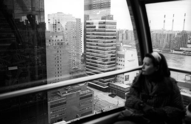 Quiet Tram Ride