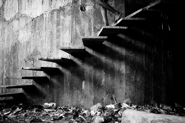 Stairs of Shadows.