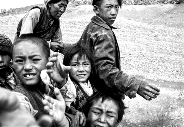 Just love for Tibetan children