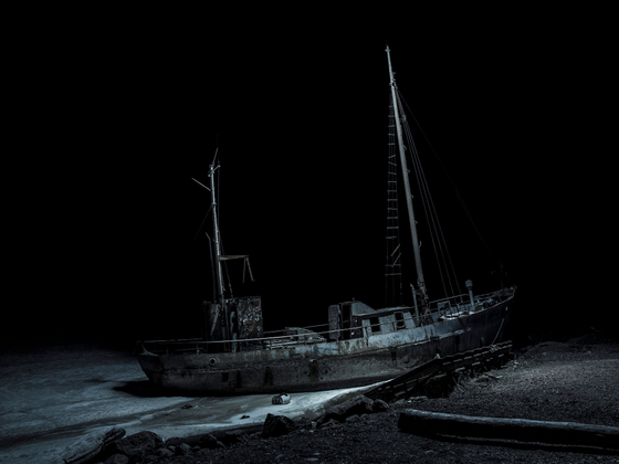 """The Ship Called Night"" , 2014"