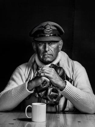 Steve, WW2 RAF Re-enactor