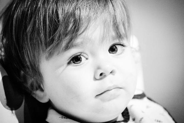 La mirada inocente/Innocent look