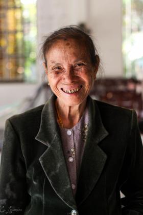Sourire vietnamien, Mo Cay, Viêtnam
