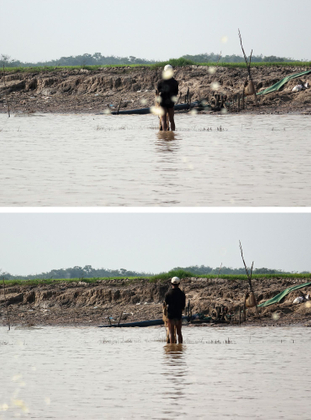 SANGKAE CAM (questions to Cambodia) - diptych