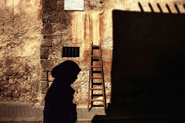 Streets of Morocco © Konstantin Gribov. Chosen for the LensCulture Street Photography Awards Top 100.