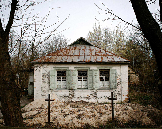 1. Chernobyl. Life in the exclusion zone, Ukraine
