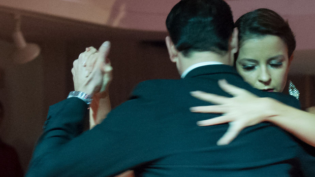 Argentijnse tango maestro's