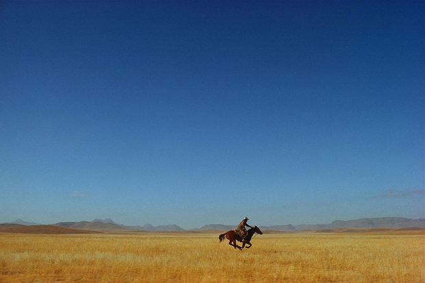 WILLIAM ALBERT ALLARD, Lone Rider, 1974