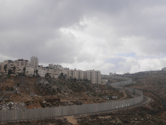 Dividing Jerusalem from Jerusalem