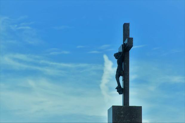 Cristo crucificado e seu Espírito