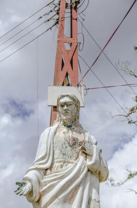 The Christ of the  Rubber (El Cristo de la Goma)