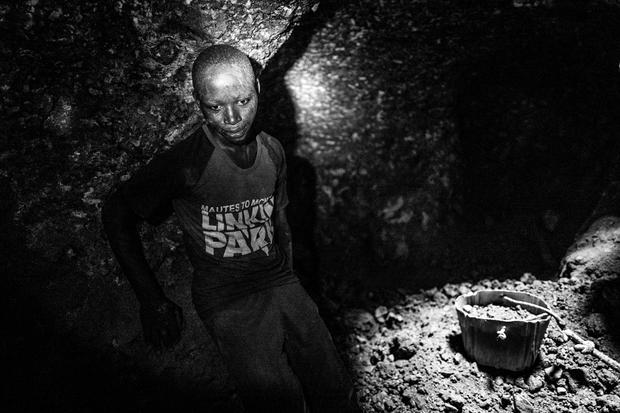 Youg Miner