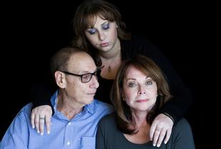 Portrait of Art, Shirley and Lauren Sotloff
