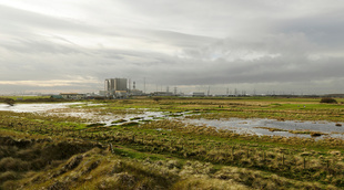Hartlepool Nuclear Power Plant, England 2015