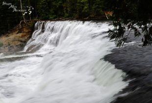 Dawnson Falls