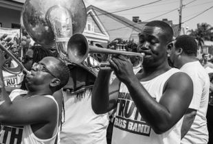 Prince of Wales & Da Truth Second Line