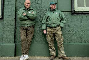 Tony and Gary