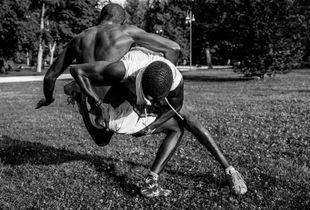 Greco-Roman Wrestlers
