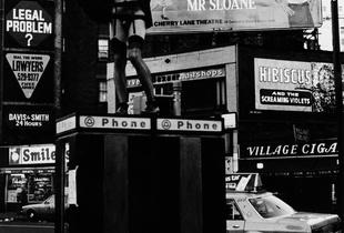 NYC, 1982.