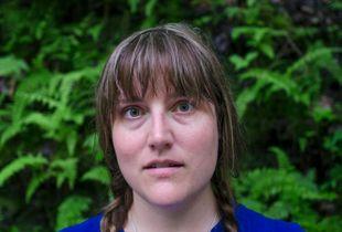 Caitlin in Ithaca