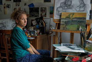 Detroit Painter: Jo Powers