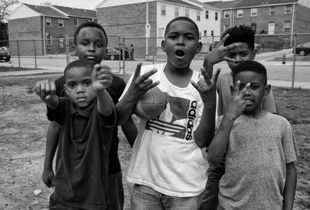 """Streets Of Baltimore :: These Boys In The Lowrises"""