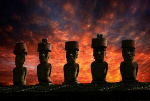 Moai, das Geheimnis der Osterinsel 1