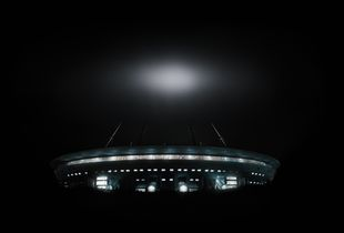 The Krestovsky Stadium, Saint Petersburg
