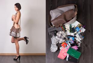 Le Sac de Kelly - Kelly's Handbag