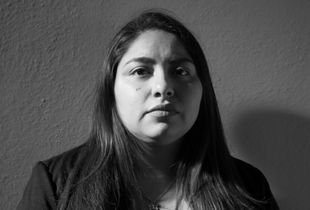 Gabriela Cruz // Dreamer  // protestor for Clean Dream Act