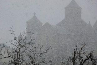 Tempête de neige / snow storm