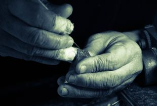 The Artisan's Hands