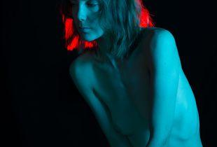 The Blue Hour (Blue Lady No. 1)