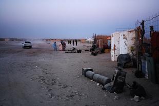Smara, Saharawi Refugee Camp. Algeria.