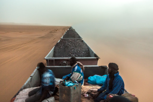 Through the Desert, Mauritania, West Africa