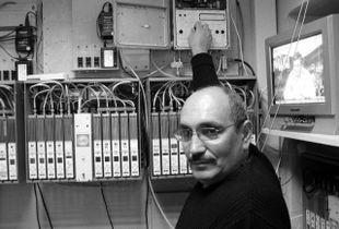 Gennady, TV-broadcast master