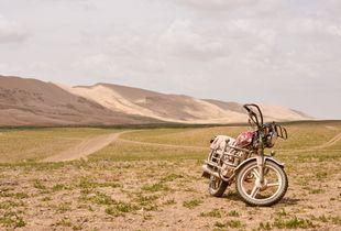 People Of the Gobi
