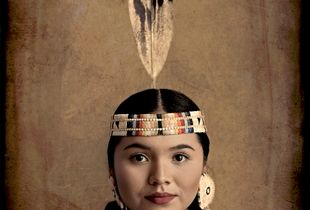 Tylah-Navajo Indian Heritage