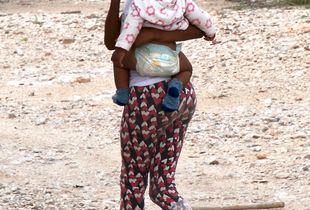Young motherhood in Namibia