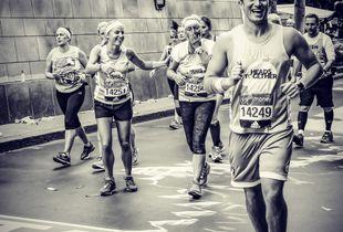 The pain and the glory, London Marathon 2017.