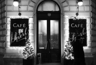 Café Sperl, Vienna, Austria, 2017