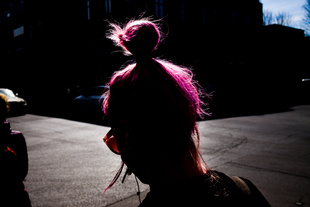 Montreal in Colors. © Martin Tremblay. Chosen for the LensCulture Street Photography Awards Top 100.