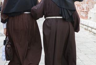 Nuns in Jerusalem