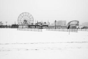 The amusement park was not so amusing.