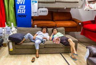 Ikea, China