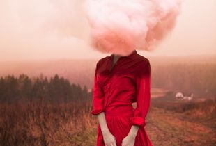"""Head in the Clouds"", Nova Scotia 2012 © Alicia Savage"